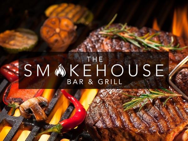 The Smokehouse Cover